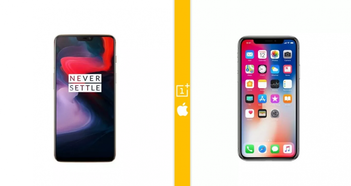 OnePlus 6 vs iPhone X: Ένα γρήγορο review