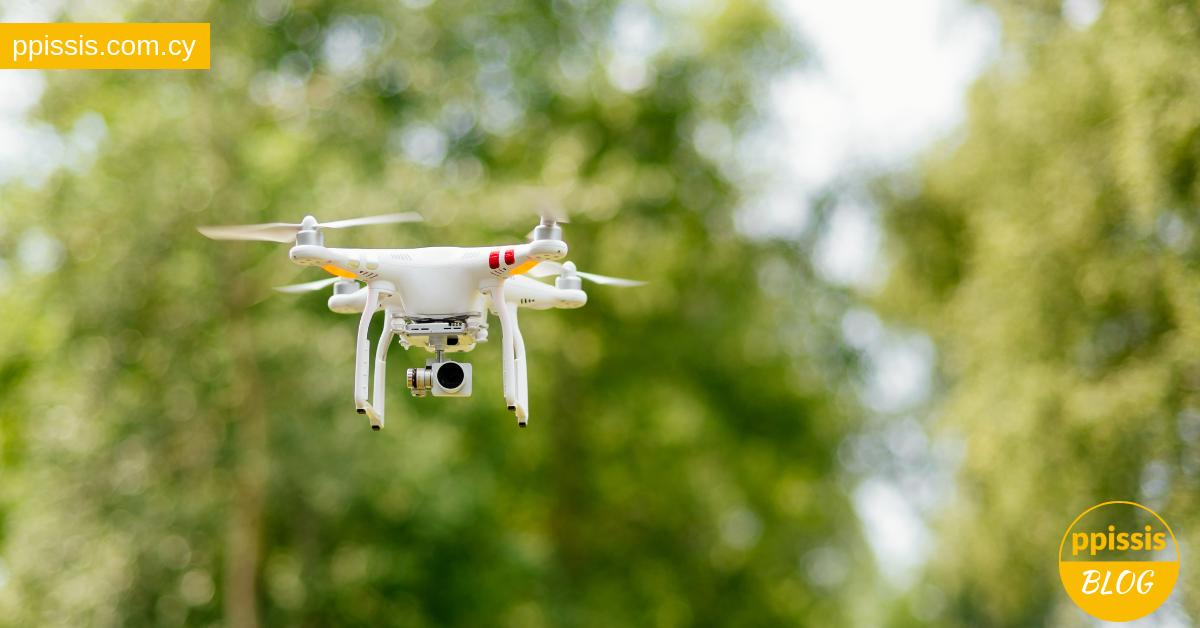 Μένεις στην Κύπρο και αγαπάς τα drones; 3 tips για αρχάριους.