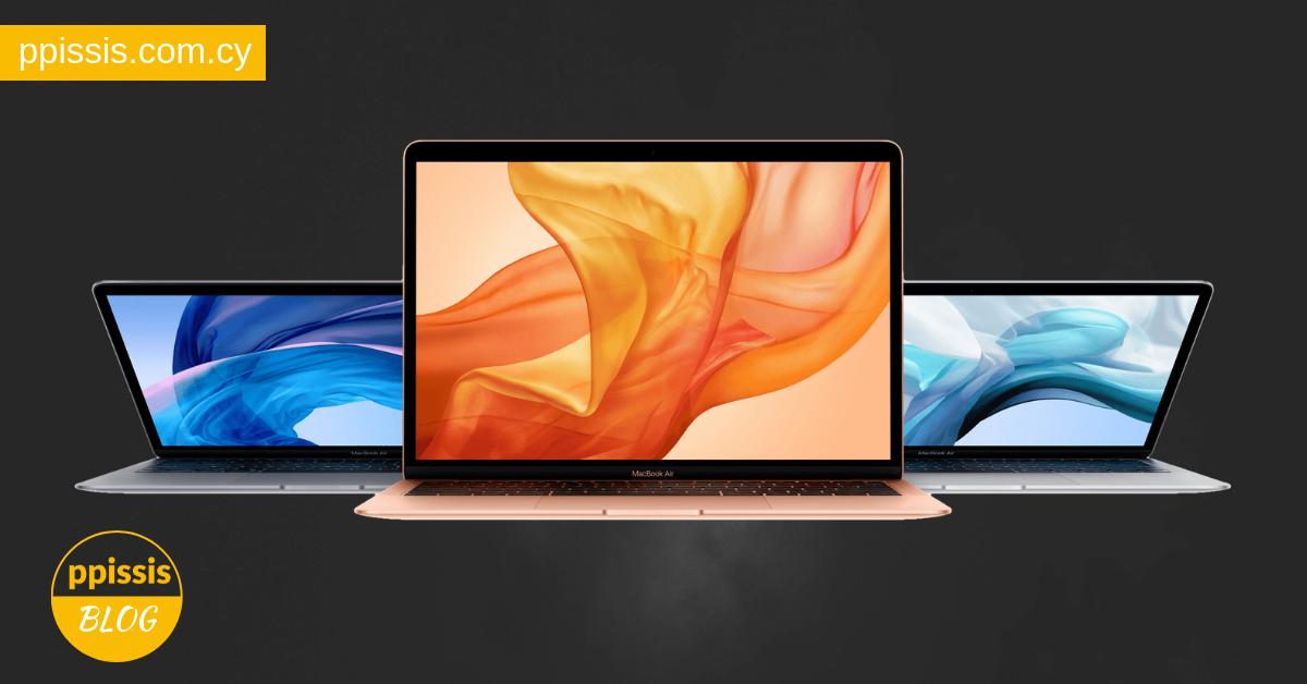e41c428913d Έρχονται τα νέα MacBook Air, iPad Pro και τα μικρά Mac Mini ...