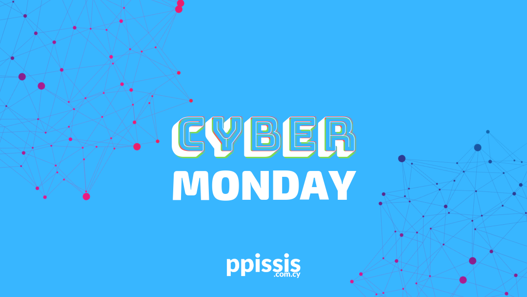 Cyber Monday στην Κύπρο; Κι όμως υπάρχει!