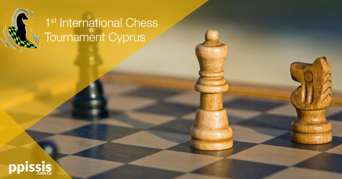 Το ppissis.com.cy υπερήφανος χορηγός του 1ου Διεθνούς Σκακιστικού Τουρνουά | Λάρνακα 2019